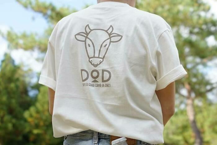 DODのTシャツ