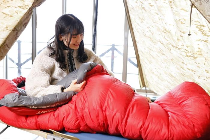 ナンガにモンベル…寝袋の違いの見分け方。温度表示だけで決めると失敗してしまうワケ【みゆキャンプ】