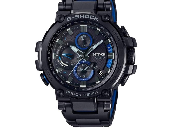 [カシオ] 腕時計 ジーショック MT-G  MTG-B1000BD-1AJF の画像