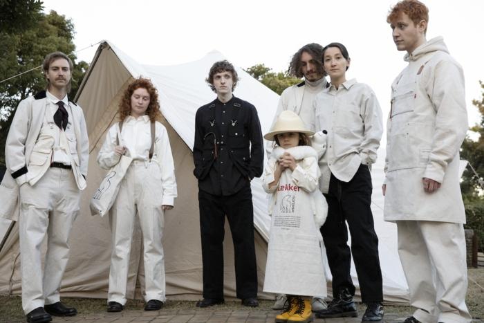 ノルディスクのアパレルを着用した人たち