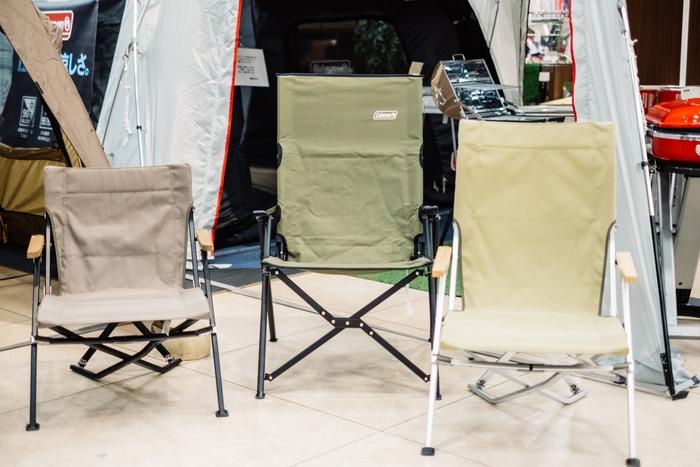 徹底比較で失敗なし!初めての家族キャンプに持っていくべきテントとチェア【プロ店員のみっちりキャンプ講座】