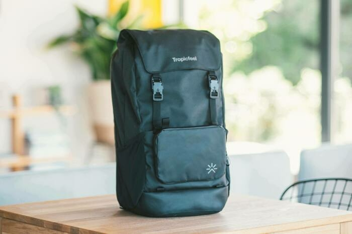 通勤バッグでキャンプ!?週7使える夢のバックパックを発見!