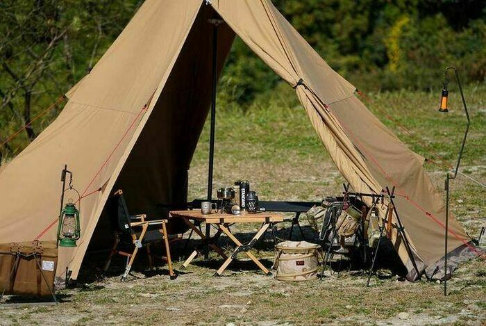 キャンプは歴じゃない!1年で極めるまでの軌跡とギア変遷を大公開【隣のキャンパーvol.1】