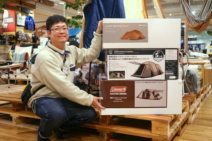 実物が見られなくても最適なテントを選ぶ方法があった!初心者向けテント比較で伝授!【春シーズン間近】