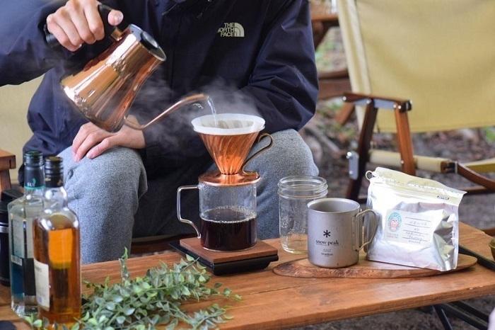 ドリップ派の必需品「コーヒーポット」はどれがいい?コーヒー好きキャンパーにおすすめを聞いてみた!