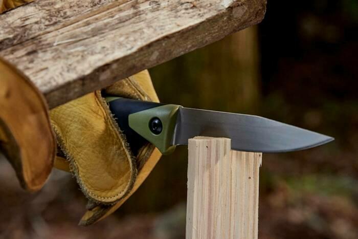 オルファワークスから待望の新作!カッターナイフメーカーが作る至極のフルタング式ナイフ
