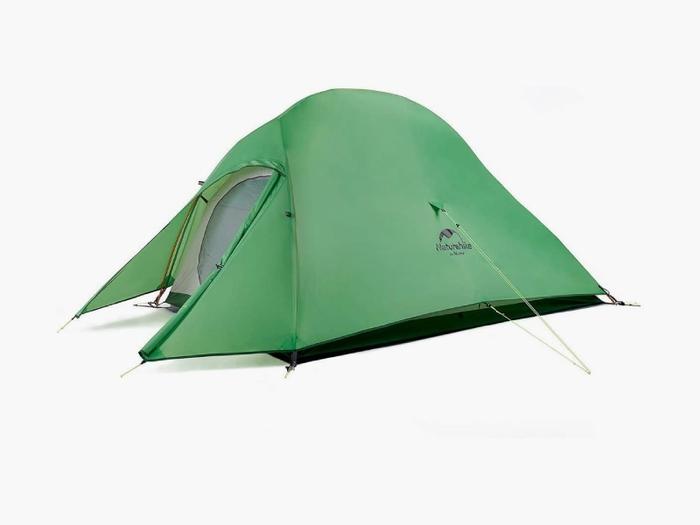 ネイチャーハイクの2人用テント