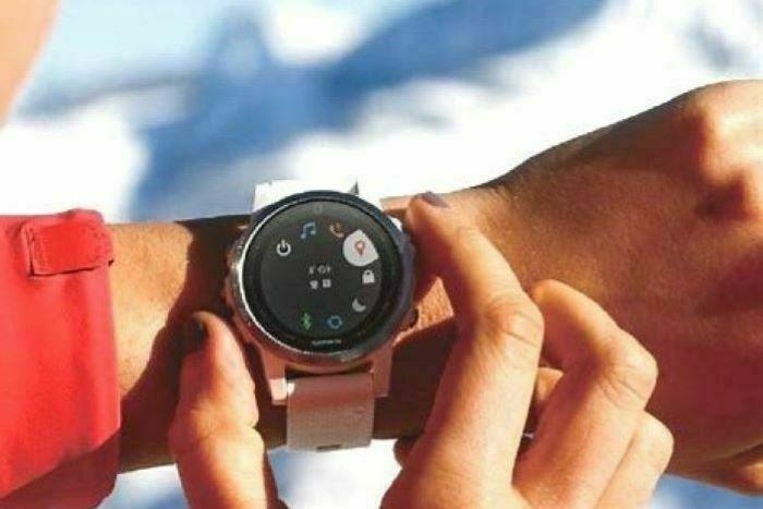 GPS時計 GARMIN