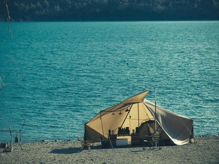 ユナイテッドアローズがアウトドアレーベル「koti」を始動。自然と街を行き来する「旅する家」のセレクト