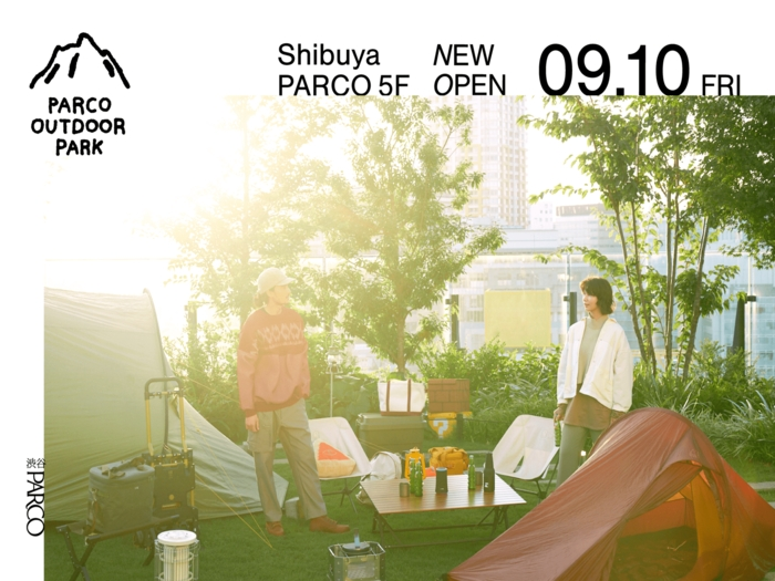 PARCO OUTDOOR PARK アイキャッチ