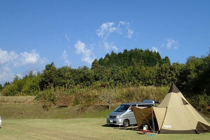 にしちゃんさんのキャンプ