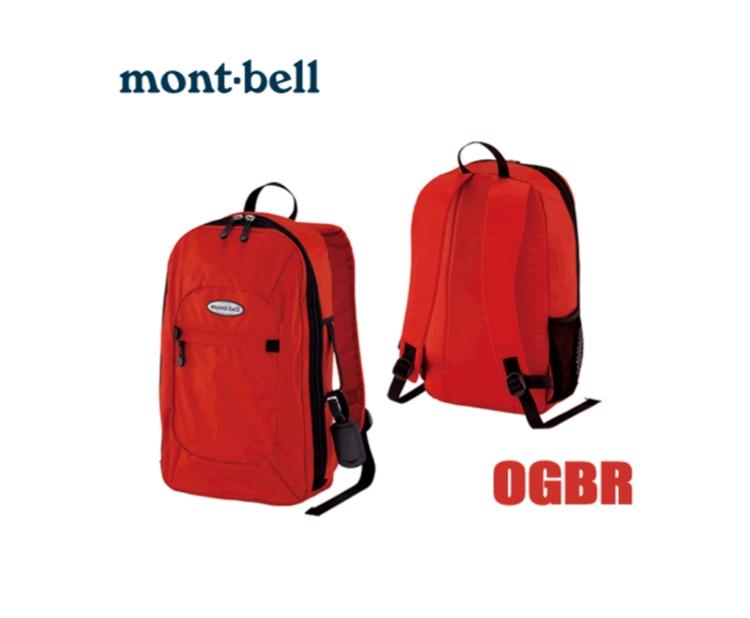 mont-bellのOGBR!