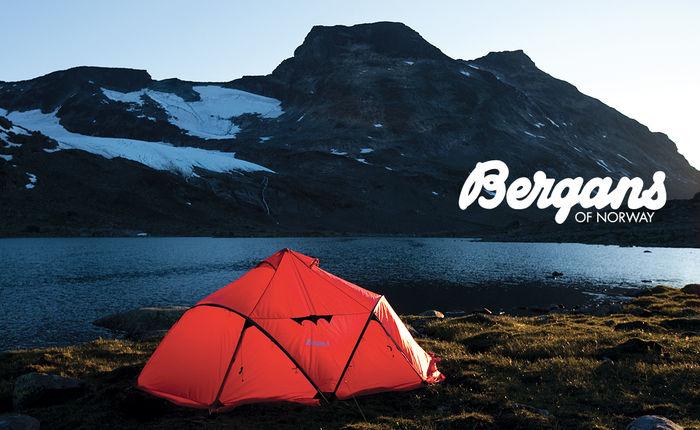 ベルガンスのテント