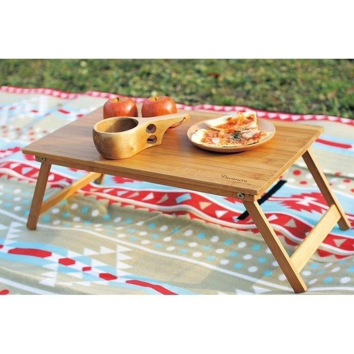 スパイスのバカンスバンブーテーブル