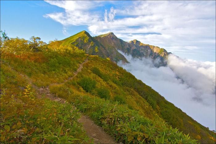 乗鞍岳の山頂