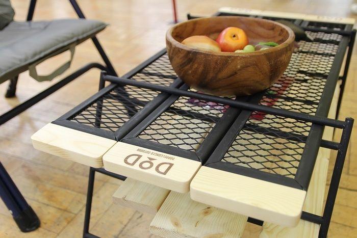 ドッペルギャンガーアウトドアのテキーラテーブル