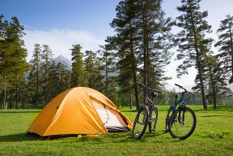 自転車キャンプに必要な持ち物は?テントはやっぱり大事!自転車で日本縦断をした私が教えます!