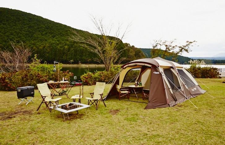 コールマンのテントを徹底比較!絶対欲しくなるおすすめテント24選