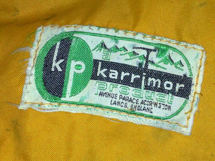 カリマーのロゴ