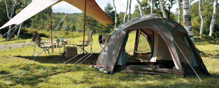 スノーピークのテント『ランドブリーズ』