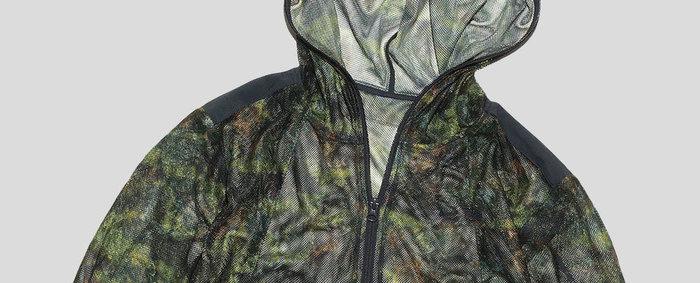 スノーピークのジャケット