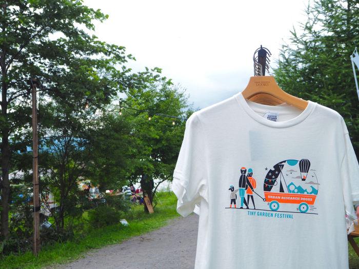 アーバンリサーチ ドアーズが販売していたTシャツ