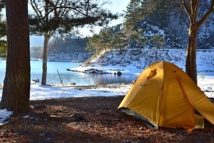 奥琵琶湖キャンプ場で湖畔キャンプ!コテージや貸別荘もアリ! | hinata