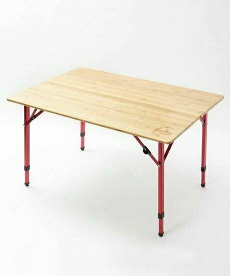 バンブーテーブル