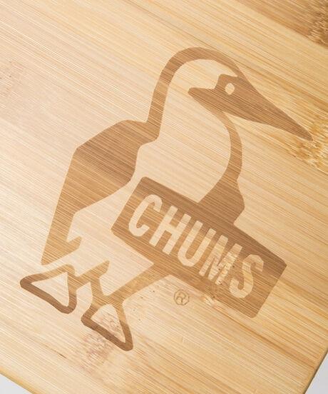 チャムスのバンブーテーブルの画像