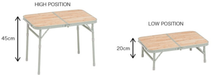 LOGOS Life テーブル 6040画像
