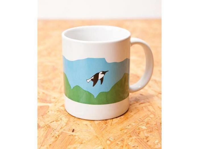 PotteryMugCap(FlyingBooby)