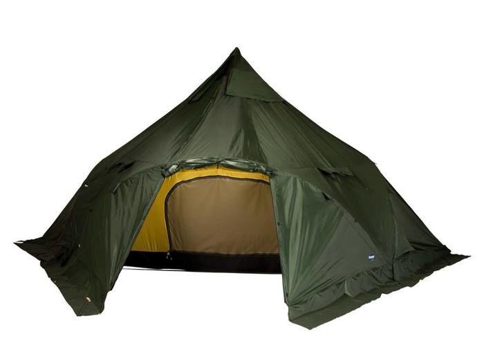 ウィグロ6-10パーソンテント