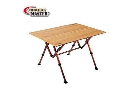 コンフォートマスター(R)バンブーラウンジテーブル(100)
