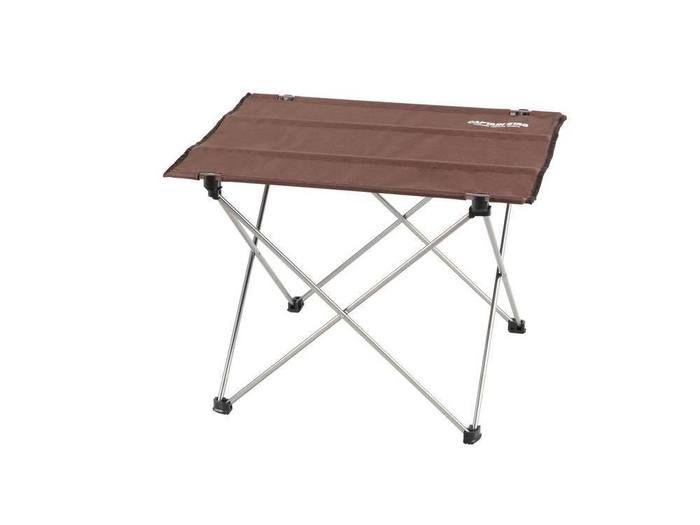 トレッカーロールテーブル(ブラウン)