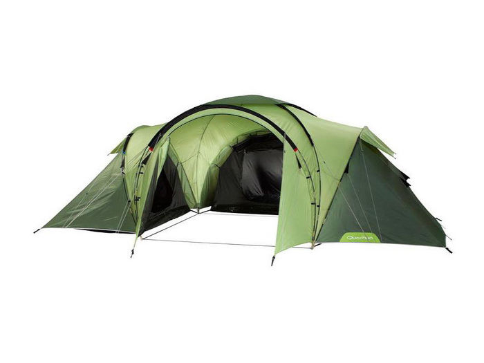 T FAMILY TENT