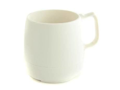 8 oz.Mug Off White