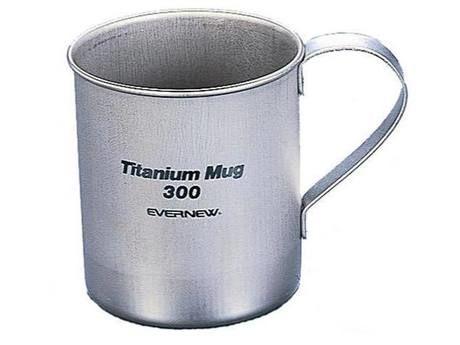 チタン マグカップ 300