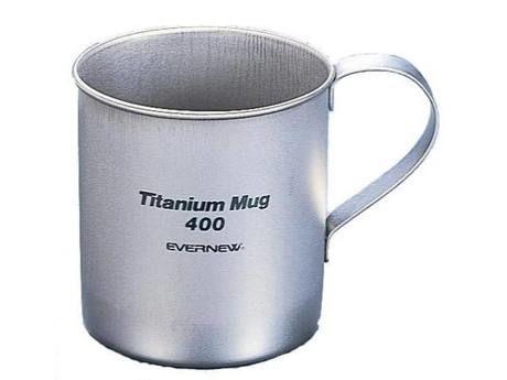 チタン マグカップ 400