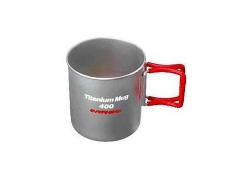 Tiマグカップ 400FH RED