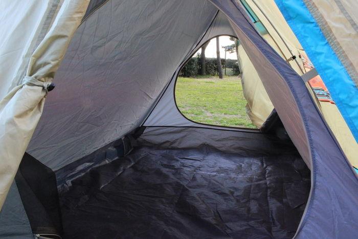 ロゴス「LOGOS ナバホ Tent Type-A」の内部