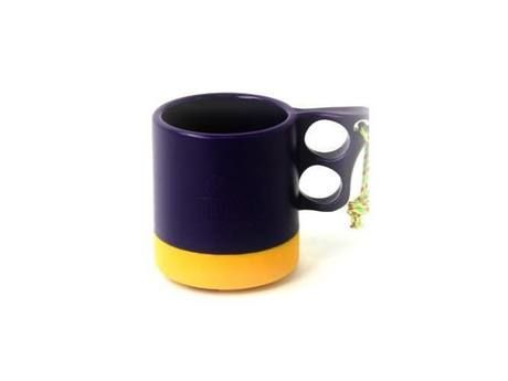 Camper Mug Cup II(Purple/Yellow)