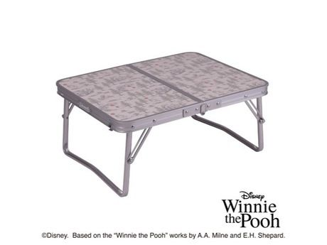 フォールディングミニテーブル / (Pooh)