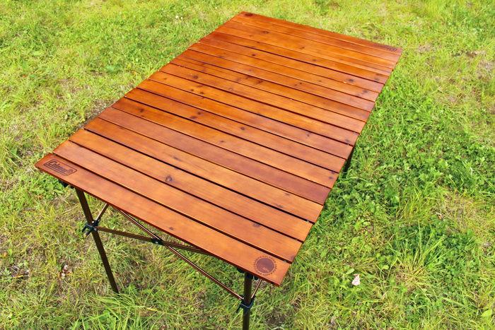 ウッドロールテーブル/110 40thリミテッド