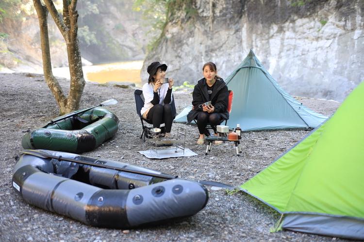 夏キャンプ+α