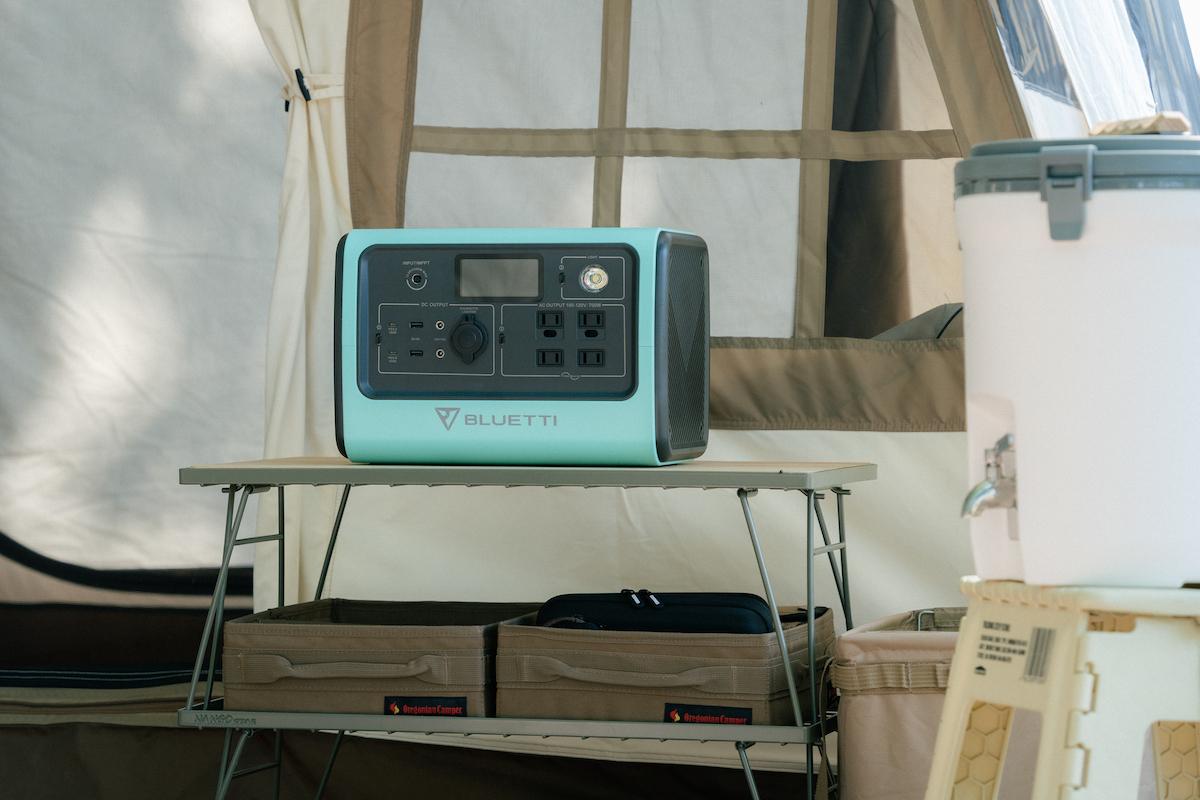 これが私たちのポータブル電源スタイル!ファミリー&デュオキャンプの愛用者に聞いたリアル活用法