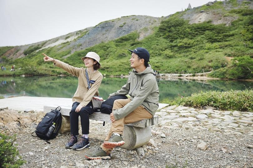 【登山未経験でも標高2000m級】長野・白馬だからできる!1泊2日のキャンプのち、絶景山旅