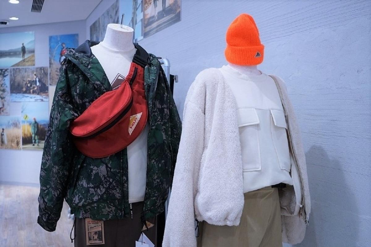 KELTYの2021年秋冬展示会
