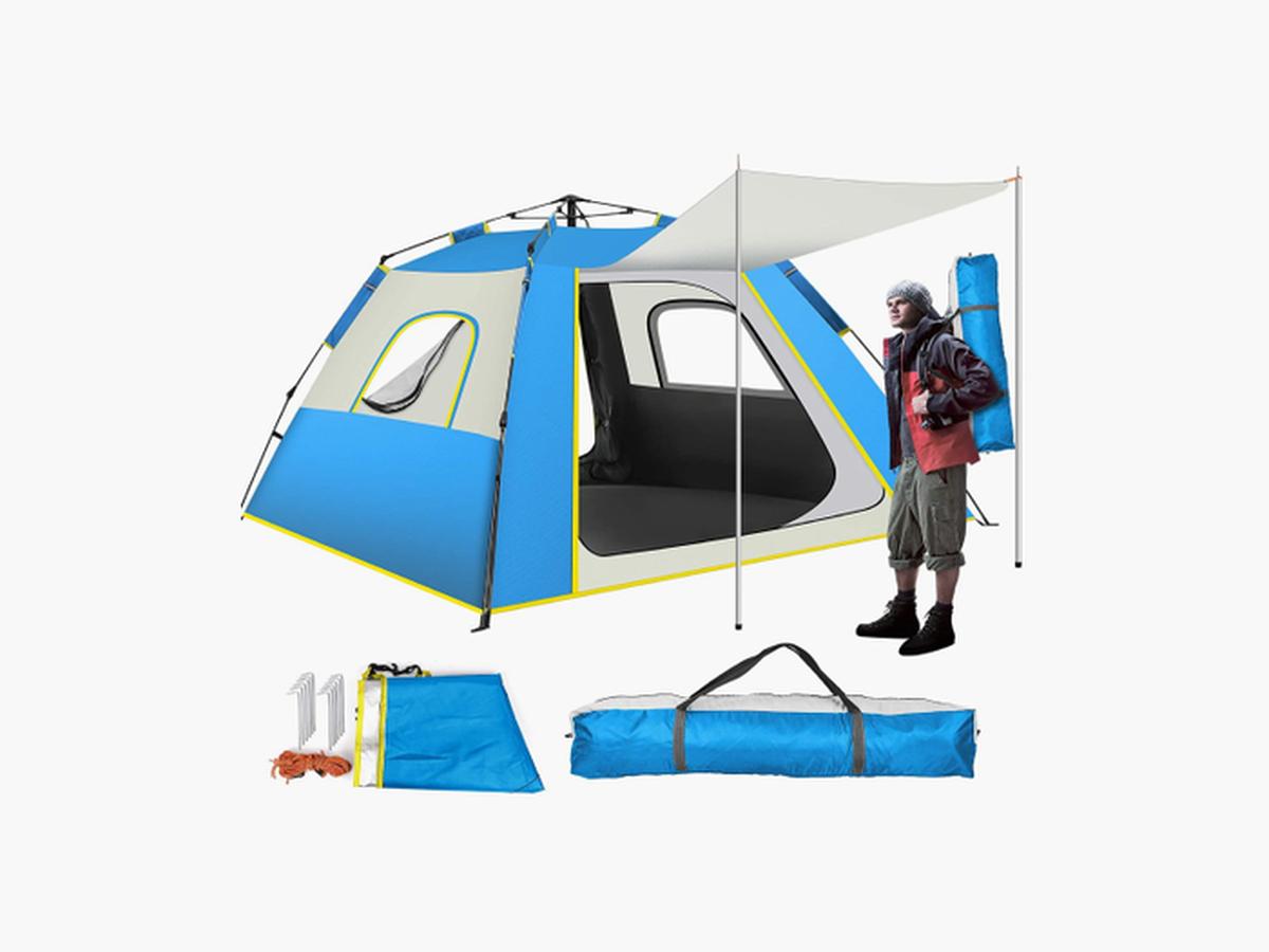 テントの商品写真