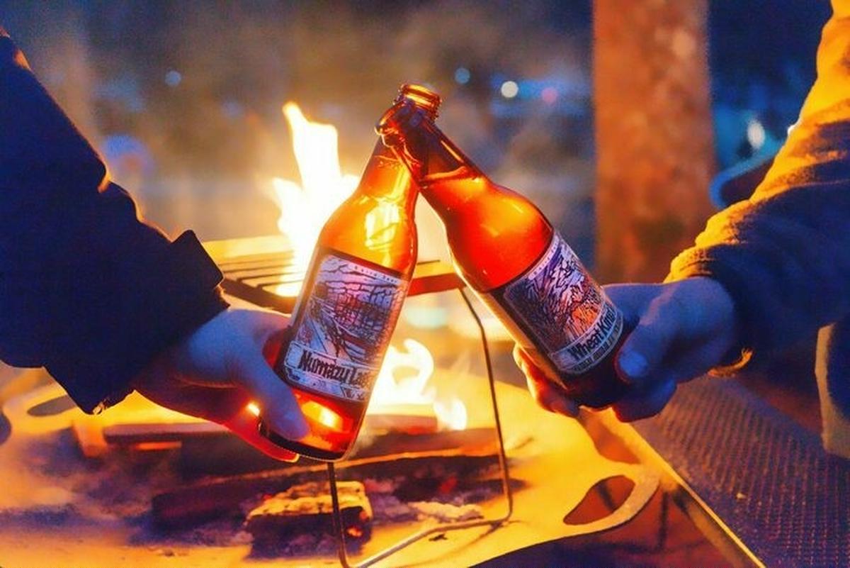 作りたてのクラフトビールが楽しめるキャンプ場「キャンプベアード」が広々新サイトを増設!