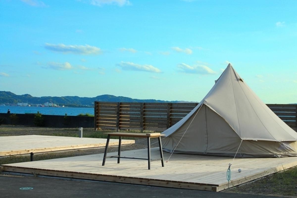 日本一初心者に優しい!?千葉県館山市「ブリーズファミリーキャンプ」で最高のキャンプデビューを!